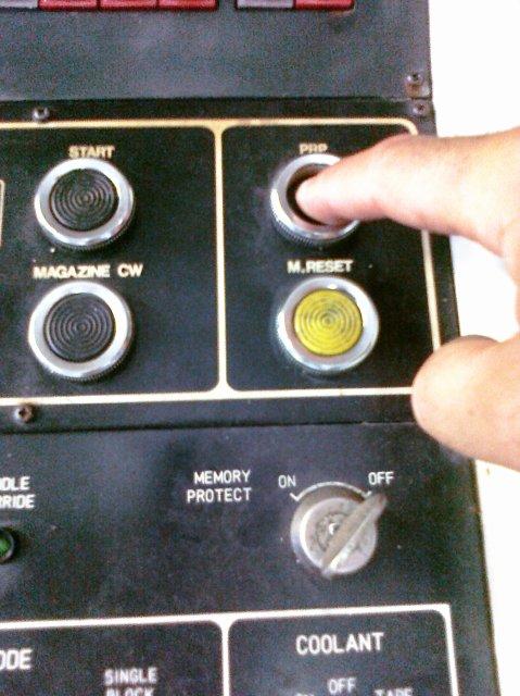 Fanuc > Z Servo Axis 434 Alarm on Fanuc 6M